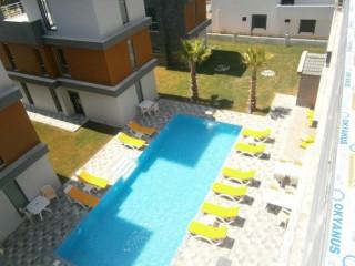 İzmir Seferihisar Ürkmezde Deniz Tarafında 3+1 Satılık villa